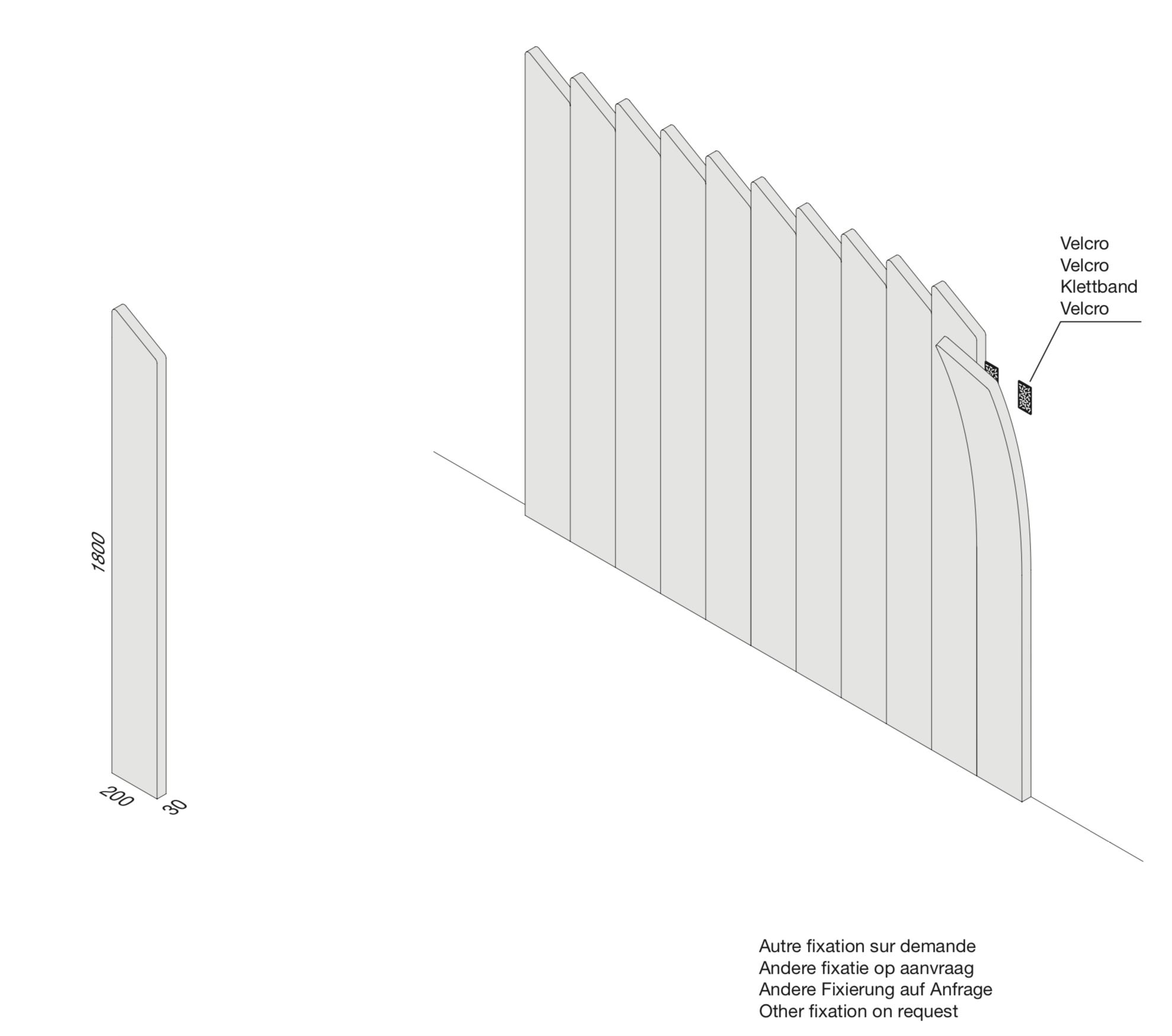 ABV Fence Acoustique